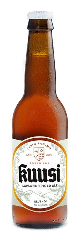 Kuusi Spiced Ale (kausiolut)