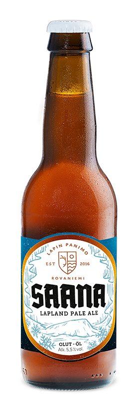 Saana Lapland Pale Ale
