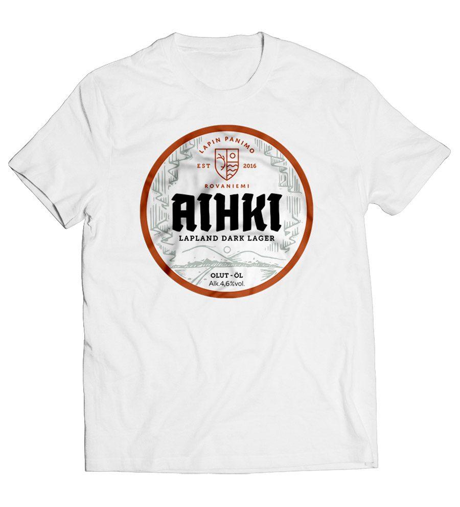 T-paita - Aihki