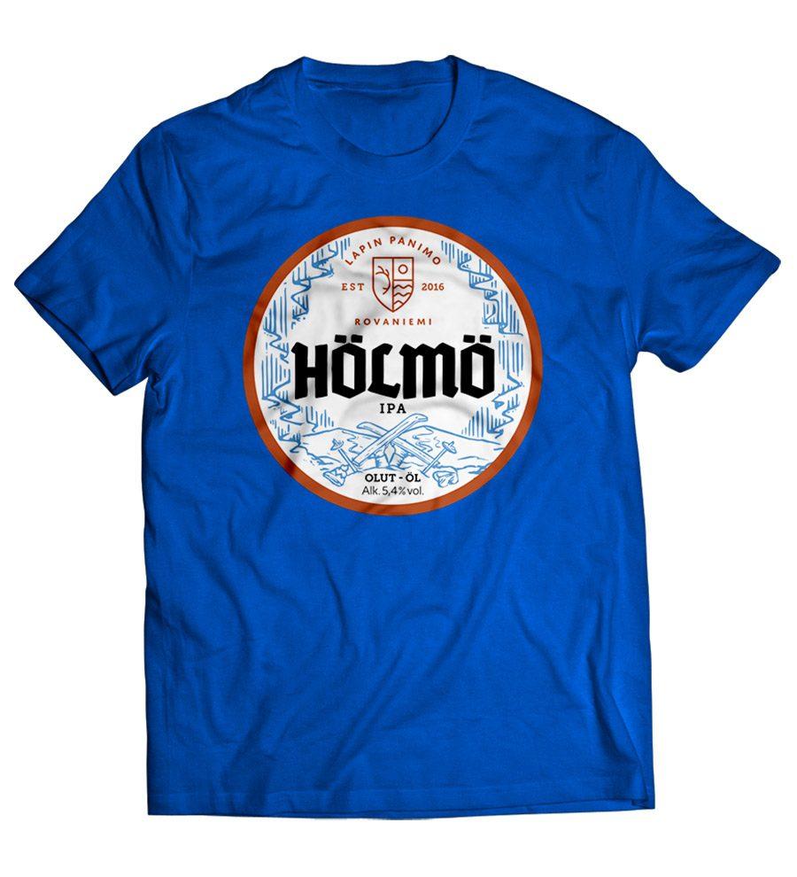 T-paita - Hölmö