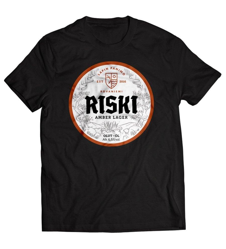 T-paita - Riski