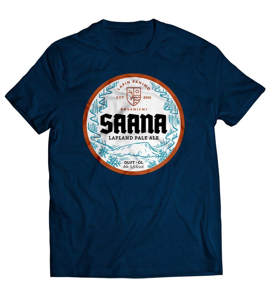 T-paita - Saana