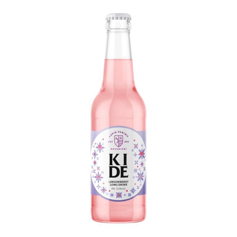Kide Lingonberry Long Drink